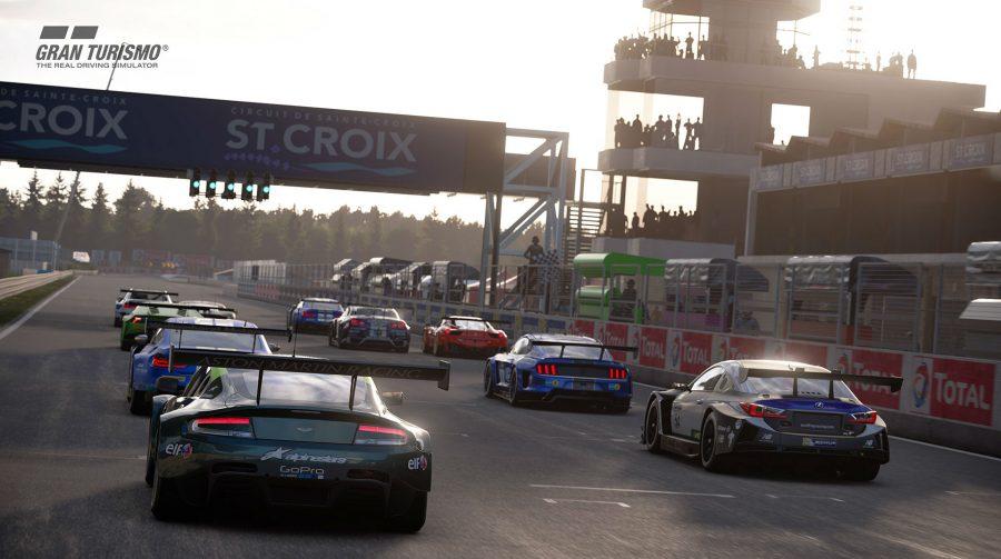 Vídeo mostra como poderia ser Gran Turismo Sport em 8K e 120 FPS