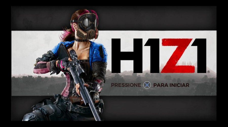 H1Z1 chega a 12 milhões de jogadores no PlayStation 4 e dá skin grátis