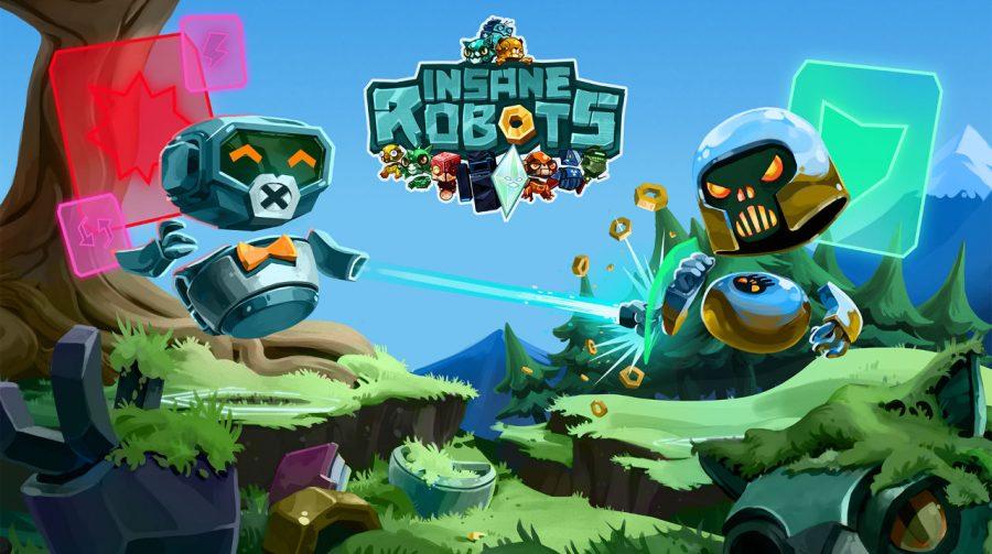 Insane Robots recebe trailer de gameplay; Lançamento este mês