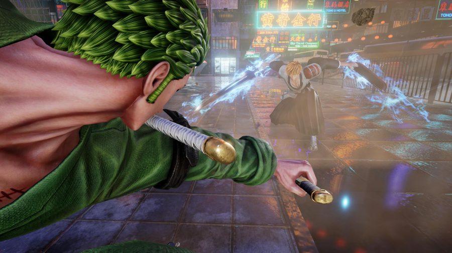 Jump Force recebe imagens inéditas com protagonista de Bleach