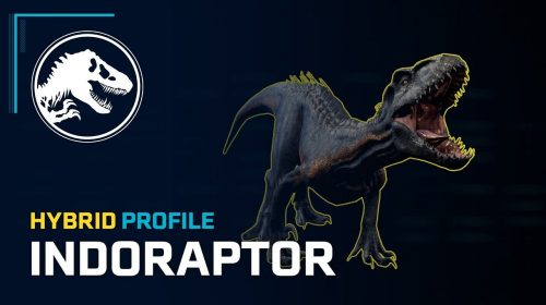 Novas espécies são adicionadas em Jurassic World Evolution