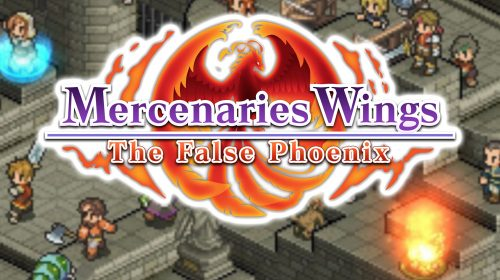 No estilo de FF Tactics, Mercenaries Wings é anunciado para o PS4