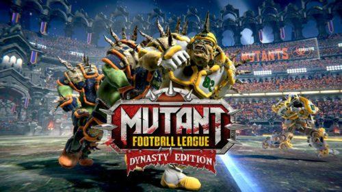 Mutant Football League: Dynasty Edition chega em setembro ao PS4