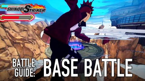 Novo trailer de Naruto to Boruto: Shinobi Striker destaca modo Base Battle