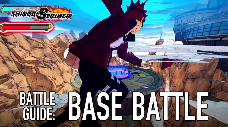 Novo trailer de Naruto to Boruto: Shinobi Striker destaca modo Base Battle