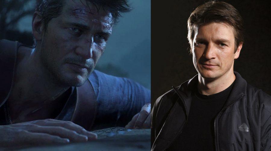 Vem filme? Ator de Firefly e Castle faz referência a Uncharted