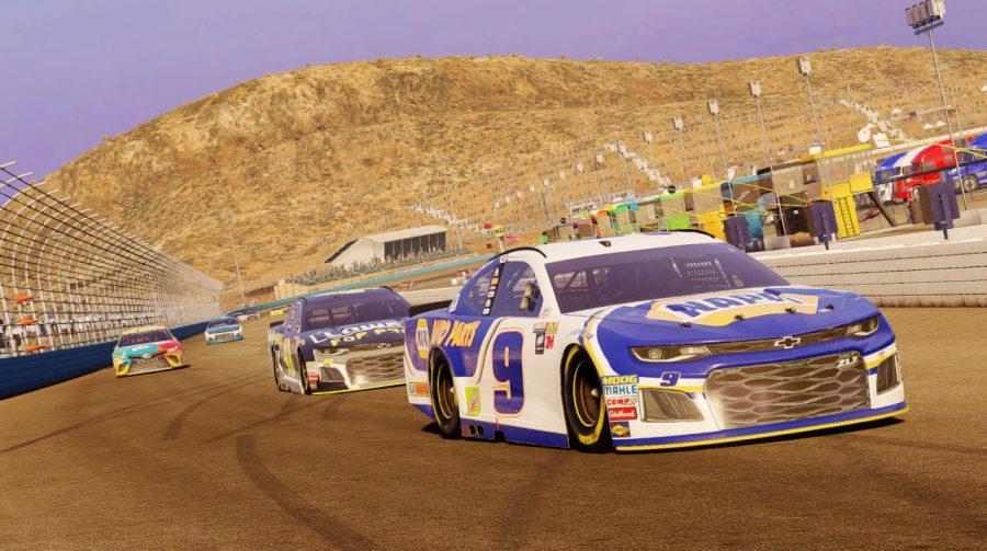 """NASCAR Heat 3 chega """"pisando fundo"""" em setembro"""