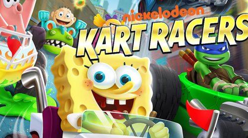 Nickelodeon Kart Racers terá Bob Esponja, Arnold e Rugrats em animadas corridas no PS4