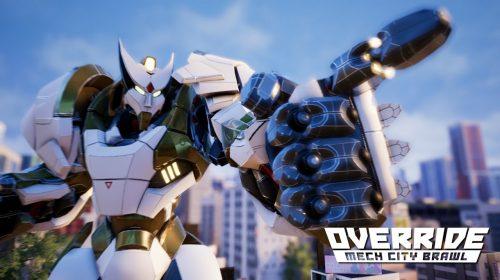 Override: Mech City Brawl coloca 'megazords' em combates no PS4; veja