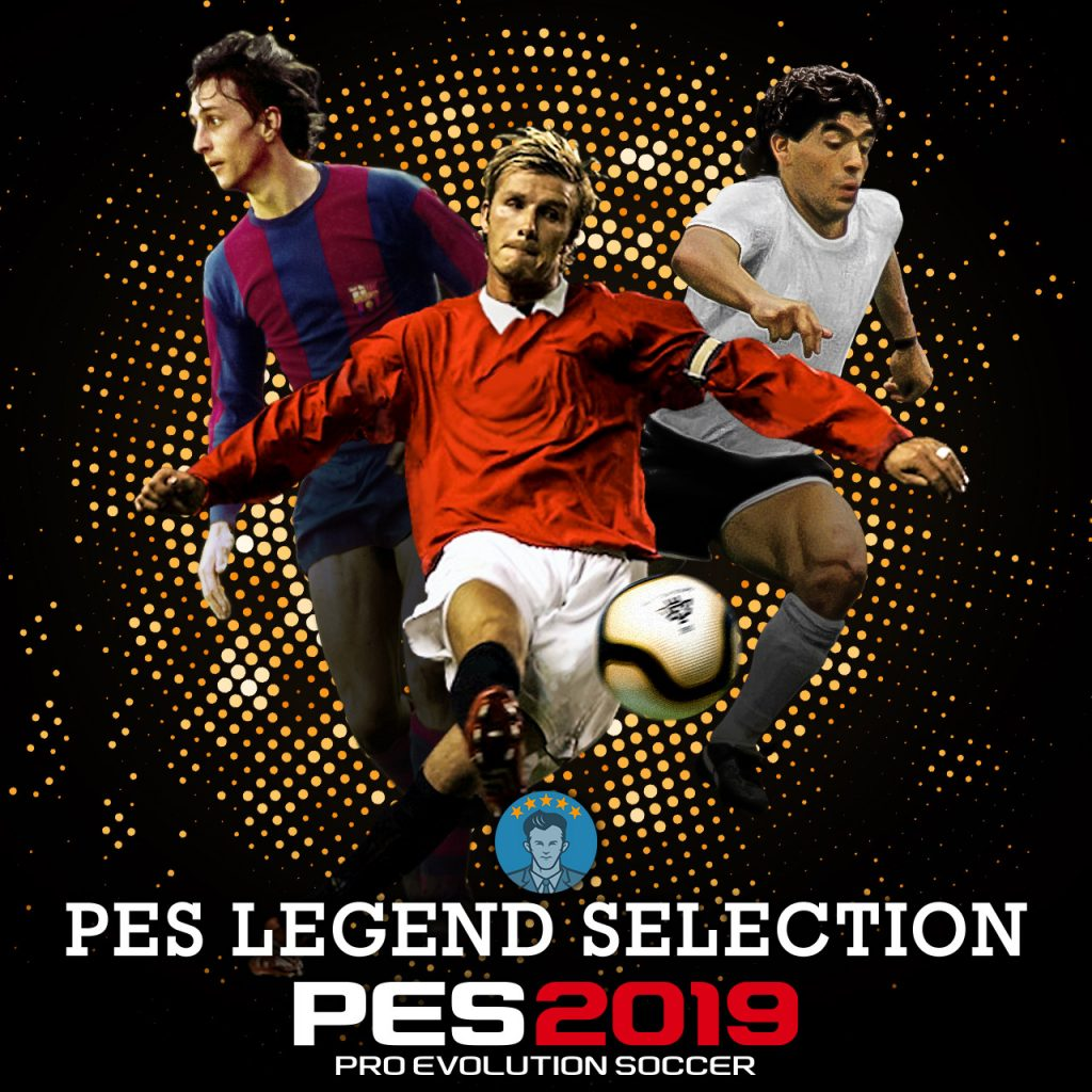 PES 2018 - Legend Selection