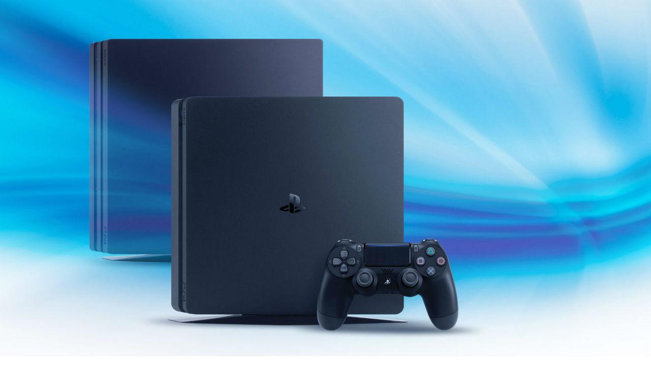 Imagem do PlayStation 4 no top 10 de videogames mais vendidos da história