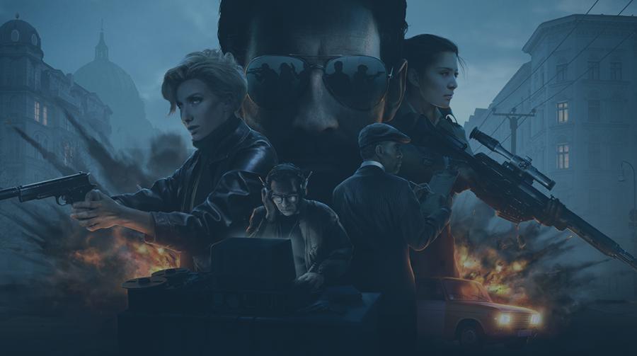 Com 'jeitão' de XCOM, Phantom Doctrine chega em agosto ao PS4