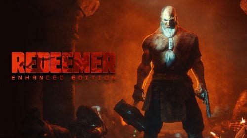 Sanguinário! Redeemer: Enhanced Edition chega em agosto ao PS4