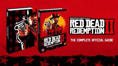 Rockstar Games anuncia guia oficial de Red Dead Redemption 2