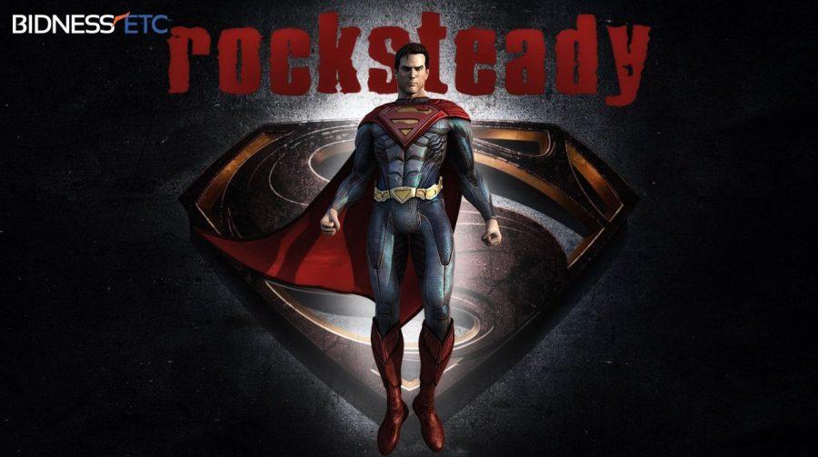 Rocksteady não irá revelar seu novo jogo na Comic-Con