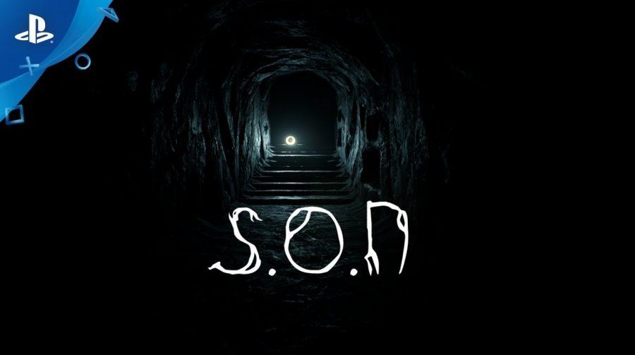 Exclusivo de PS4, S.O.N. ganha novo trailer assustador; assista