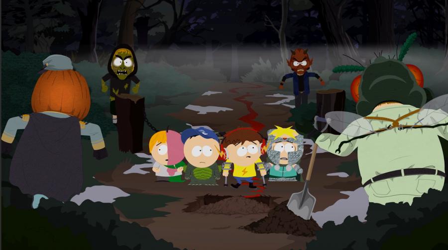 South Park: A Fenda que Abunda Força: expansão chega no fim do mês