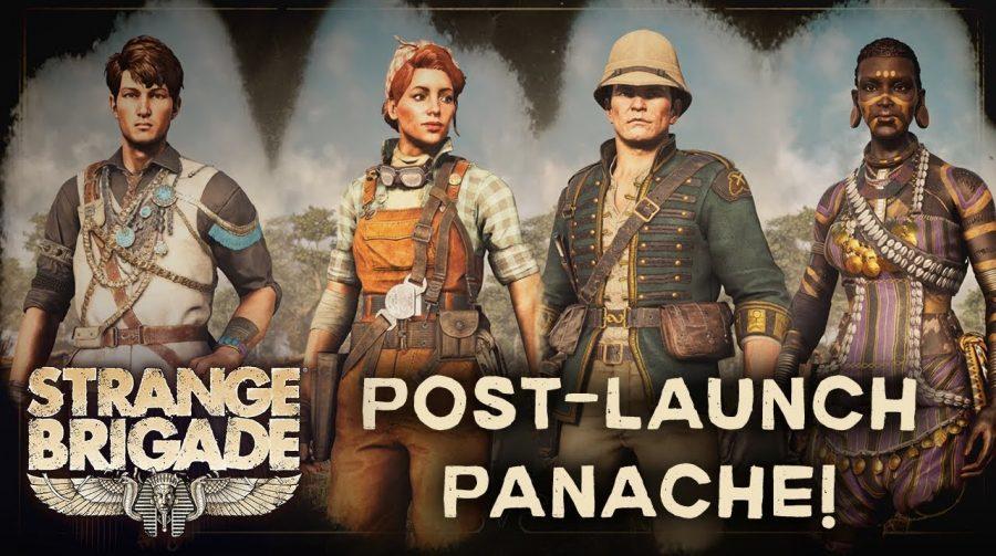 Rebellion revela planos para o pós-lançamento de Strange Brigade