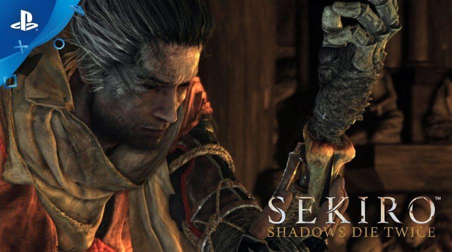 Sekiro: Shadows Die Twice contará com elementos místicos e grotescos, diz diretor