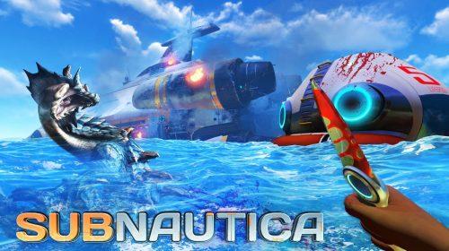 Subnautica, jogo de sobrevivência marítima, vai chegar ao PS4