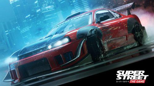 Super Street: The Game é adiado; Novo vídeo mostra incrível personalização