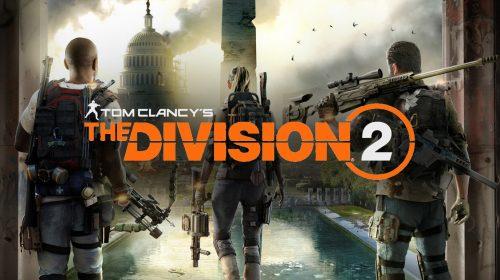 Ubisoft anuncia pré-venda e edições especiais de The Division 2