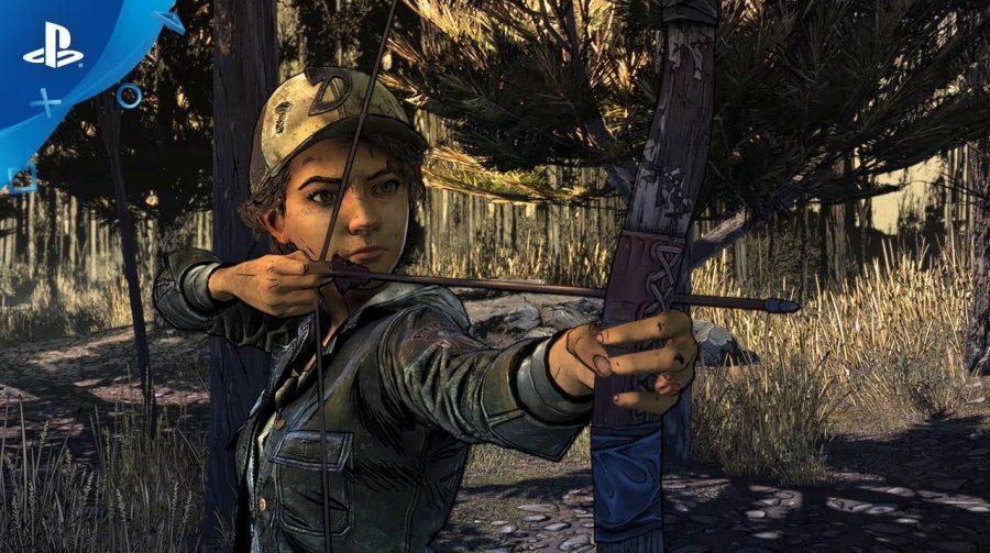 Novidades sobre The Walking Dead The Final Season chegam em breve