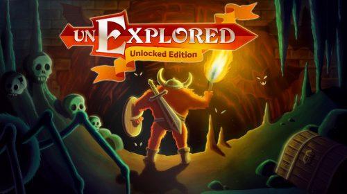 Unexplored: Unlocked Edition chega em agosto ao PS4; conheça