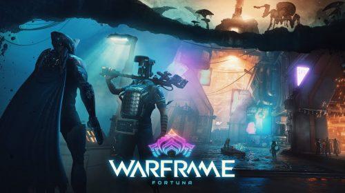 Nova expansão de Warframe adiciona novo 'mundo aberto' e outras novidades