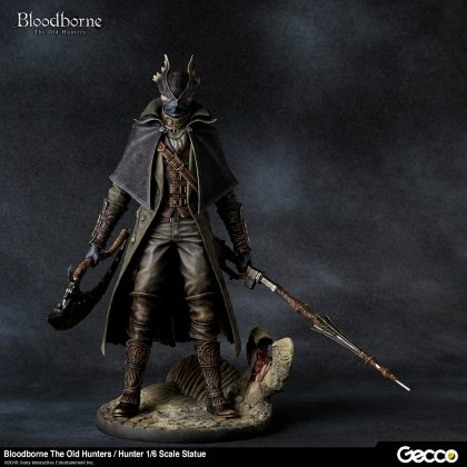 De babar! Bloodborne recebe action-figure redesenhada; veja 2