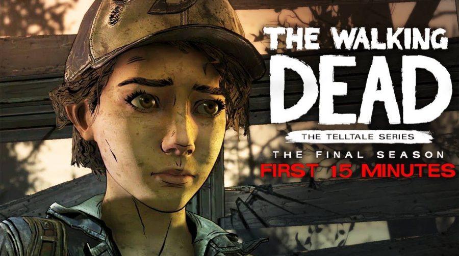 Assista aos 15 primeiros minutos de The Walking Dead The Final Season