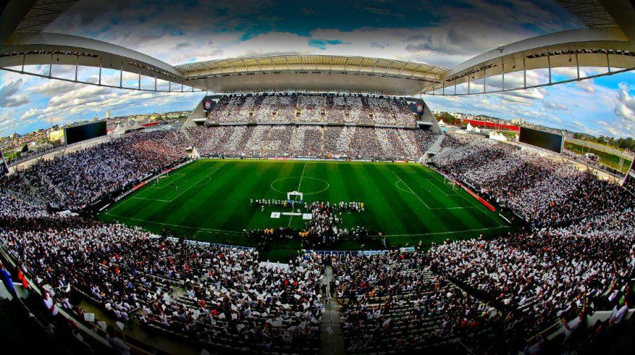 Diretor de marketing do Corinthians promete arena de games no estádio do clube