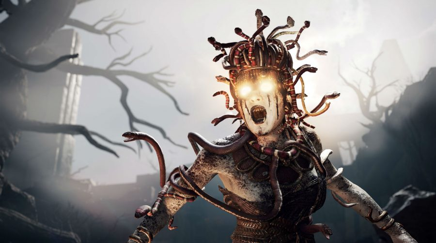 Gameplay de Assassin's Creed Odyssey tem luta entre Kassandra e Medusa