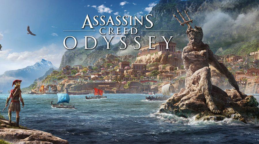 Assassin's Creed Odyssey terá mapa 60% maior do que o de Origins