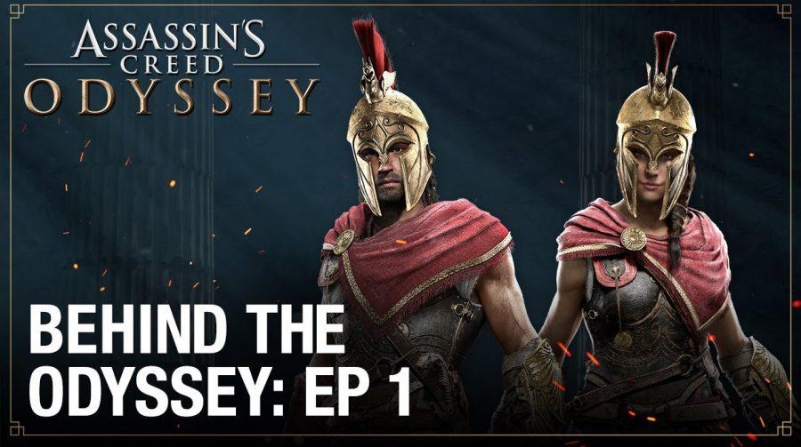 Ubisoft mostra profundo sistema de RPG de Assassin's Creed Odyssey; veja