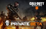 BETA Call of Duty Black Ops 4