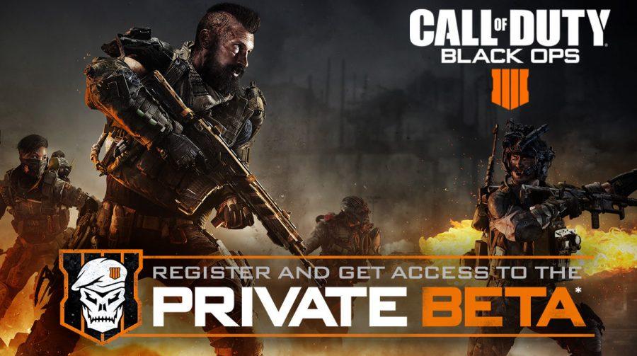 BETA de CoD: Black Ops 4 volta neste fim de semana com mais conteúdos
