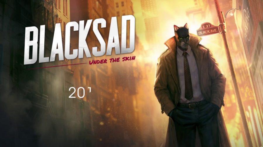Blacksad: Under the Skin recebe primeiro trailer com clima dramático