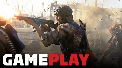 Gameplays mostram combates intensos de Battlefield V em Rotterdam