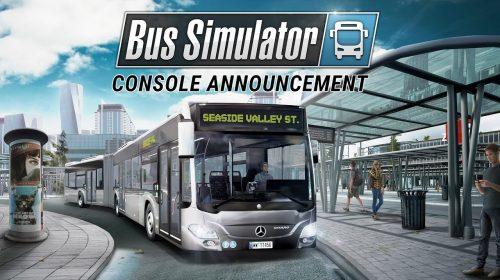 A que ponto chegamos? Bus Simulator é anunciado para PS4