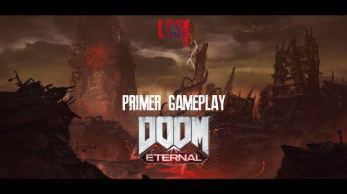 Inferno na Terra! Confira primeiros gameplays brutais de Doom Eternal