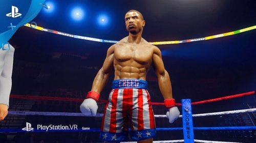 Creed no PSVR terá sparring com Rocky Balboa; veja o trailer