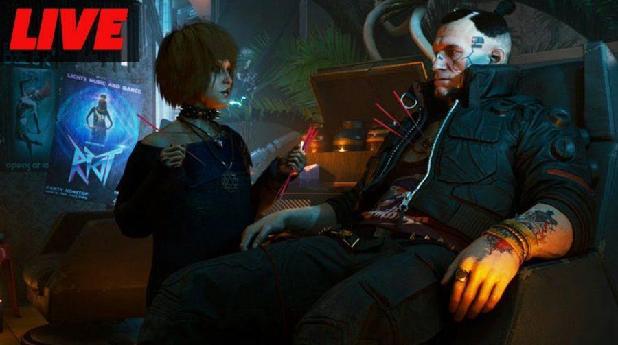 CD Projekt RED exibe o primeiro gameplay de Cyberpunk 2077