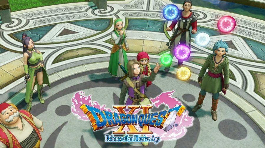 Novo trailer de Dragon Quest XI mostra mais dos personagens