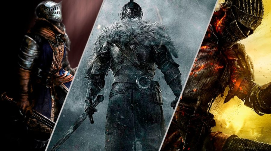Bandai Namco anuncia Dark Souls Trilogy, com lançamento em outubro