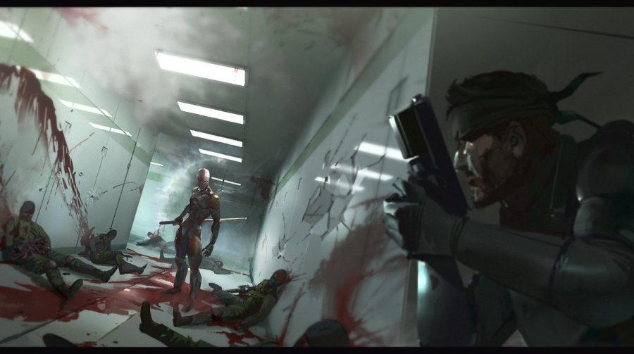 Lindas! Estúdio revela artes conceituais do filme de Metal Gear