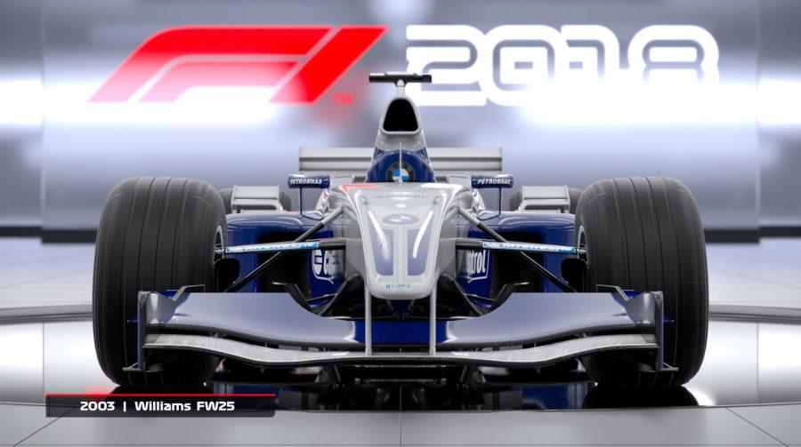 F1 2018 recebe novo trailer pré-lançamento; jogo sai semana que vem
