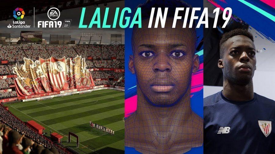 É guerra? Após PES 2019 anunciar licenças, FIFA 19 confirma La Liga exclusiva
