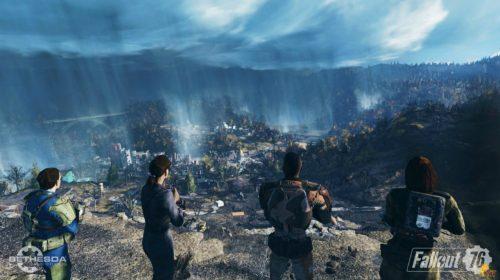 Fallout 76 brilha em novos gameplays inéditos; assista