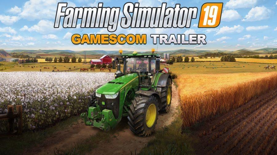 Pocotó, pocotó, pocotó: ande a cavalo em Farming Simulator 19